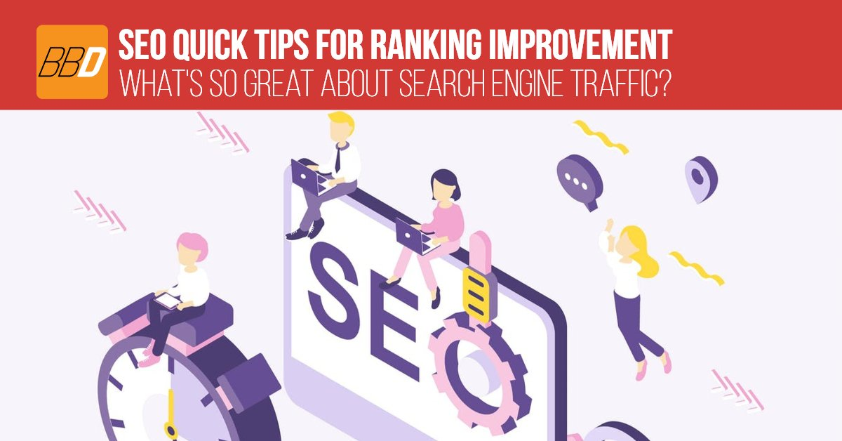 SEO Quick Tips For Ranking Improvement