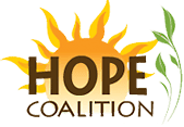 Hope Coalition, a small non-profit organization in Red Wing, Minnesota.