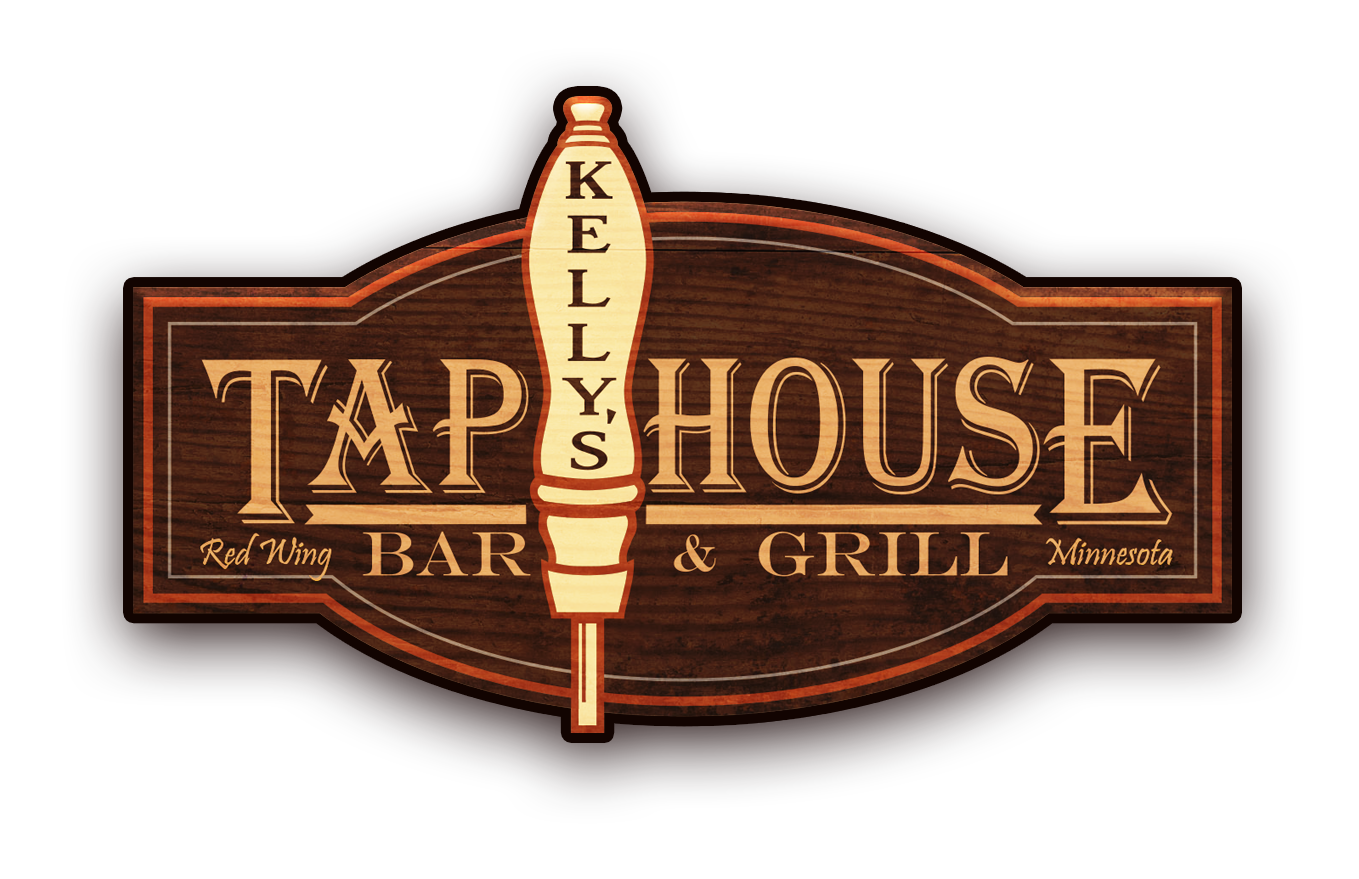Kelly's Tap House Bar & Grill, a small business in Red Wing, Minnesota.
