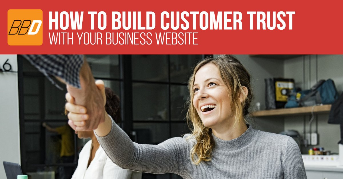 How To Build Customer Trust