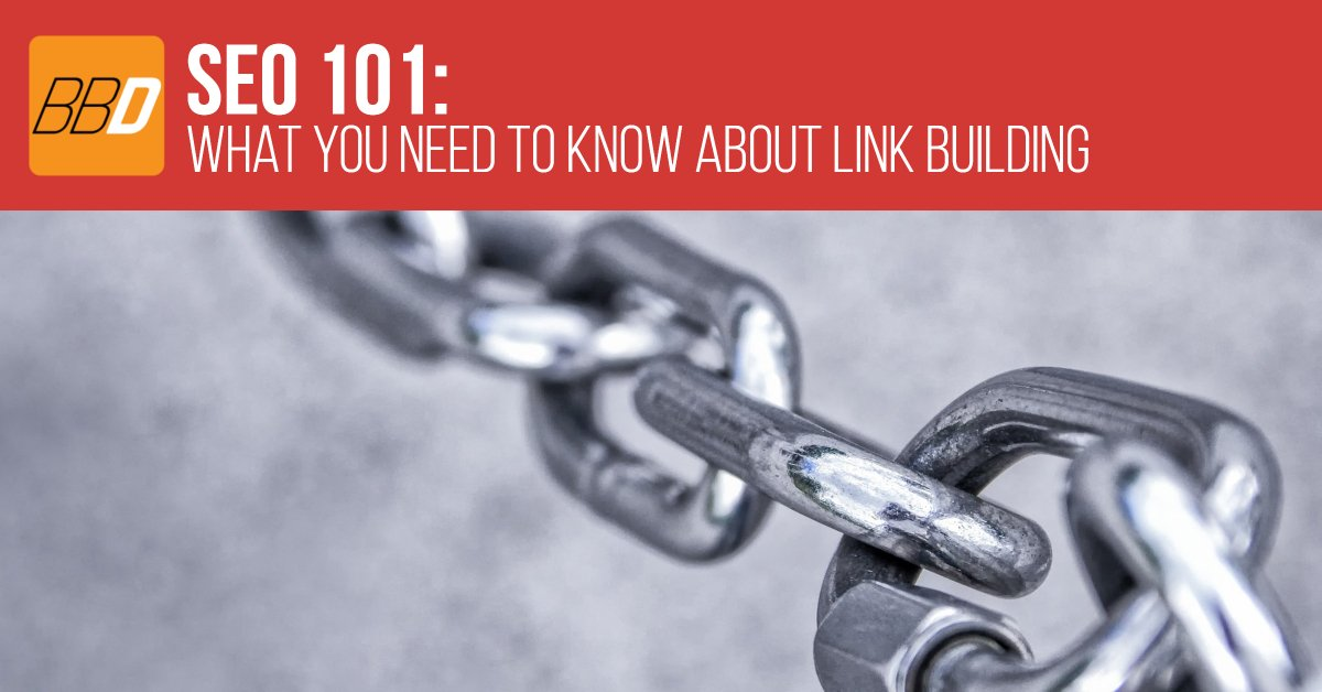 SEO101: What You Need to Know About Link Building