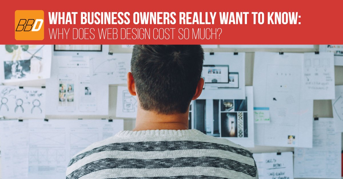 Why Does WordPress Web Design Cost So Much