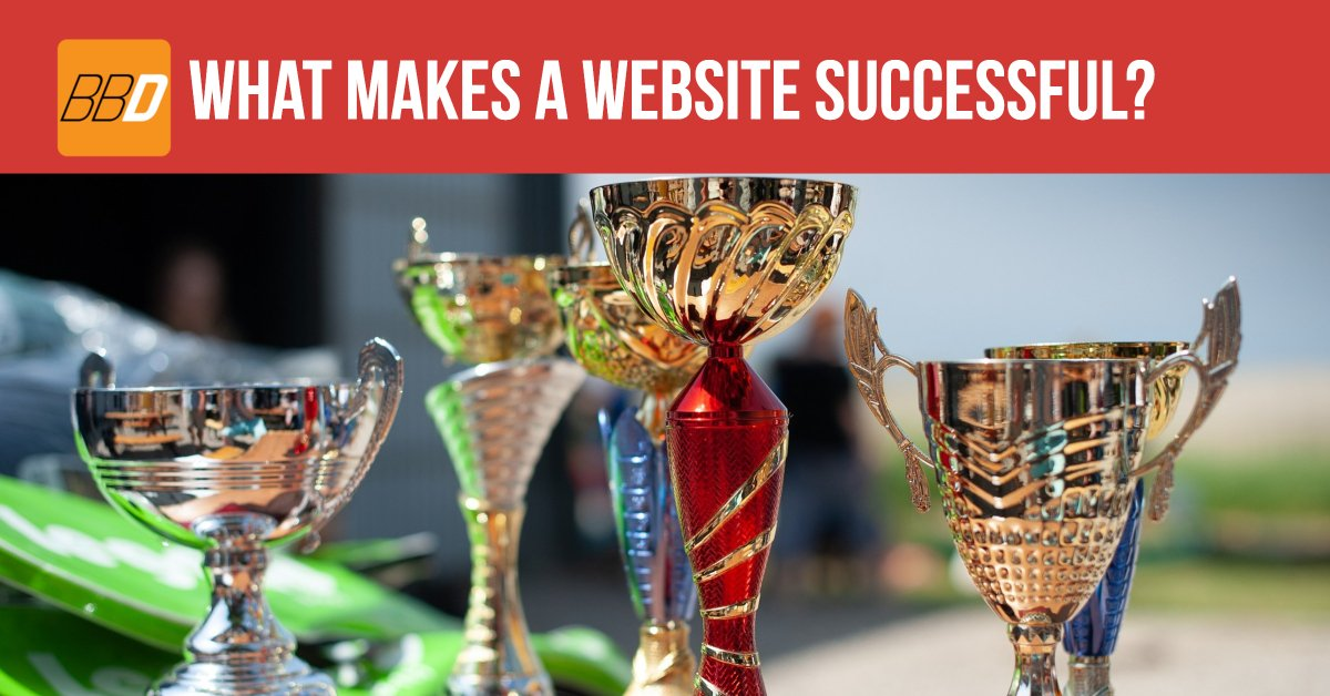 What Makes A Website Successful
