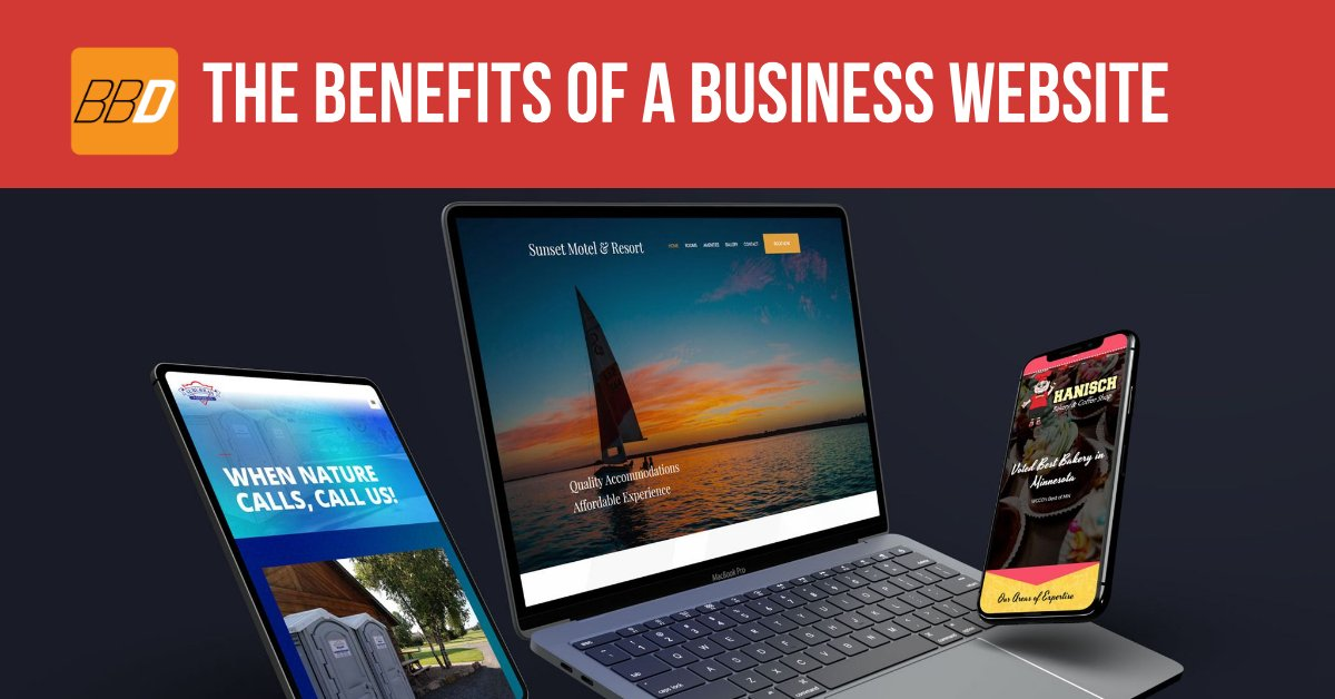 The Benefits of a Business Website