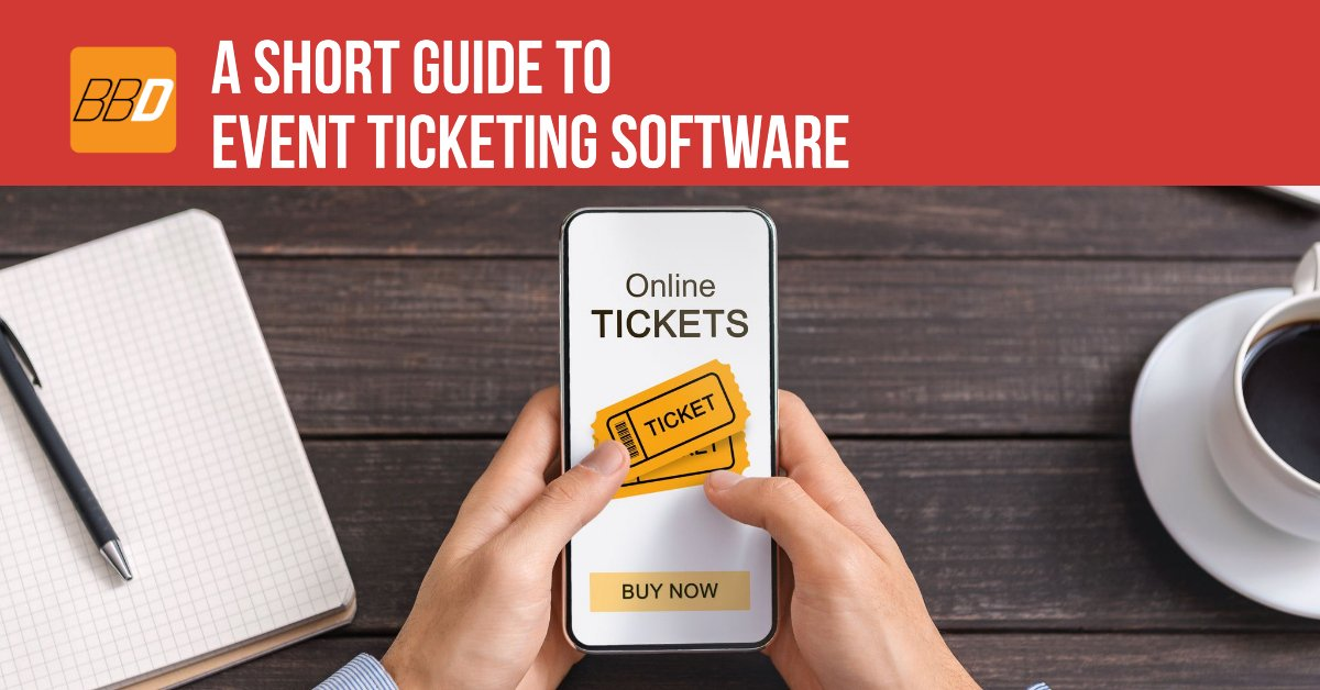 Guide To Events Ticketing Software