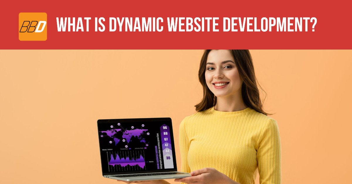 What Is Dynamic Website Development