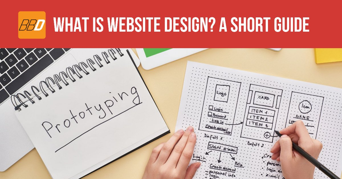 What Is Website Design A Short Guide