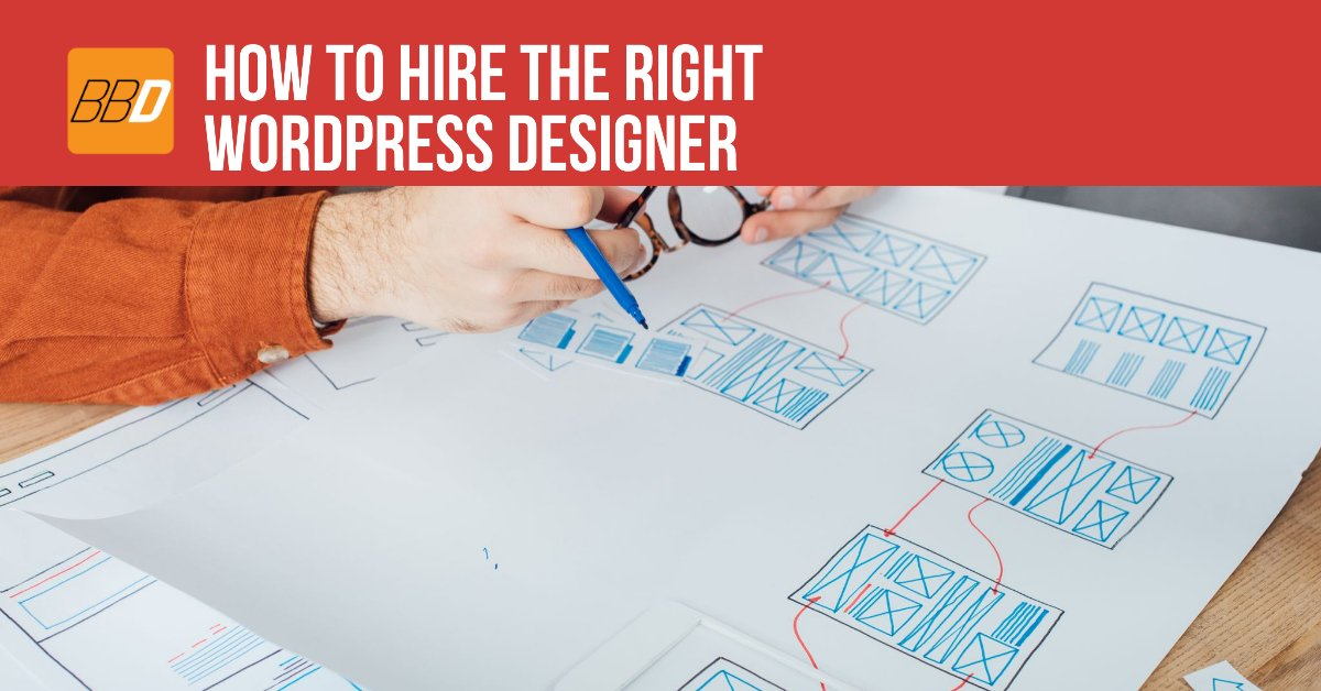 How To Hire The Right WordPress Designer