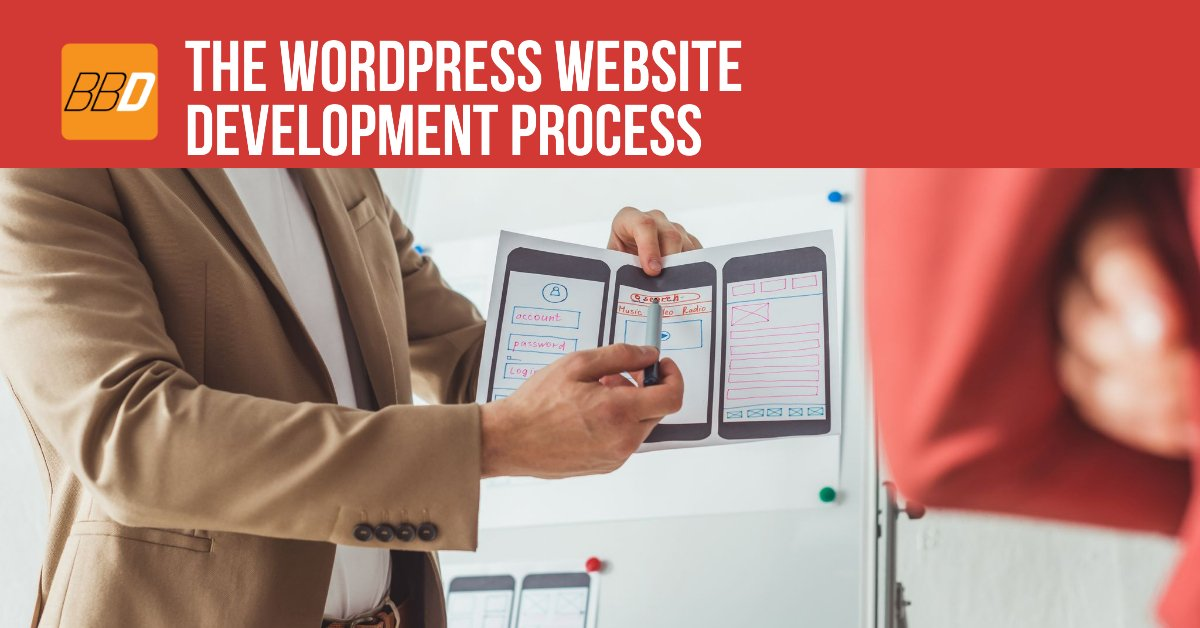 The WordPress Website Development Process