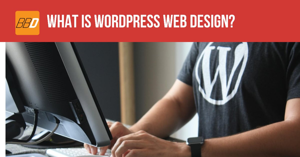 What Is WordPress Web Design