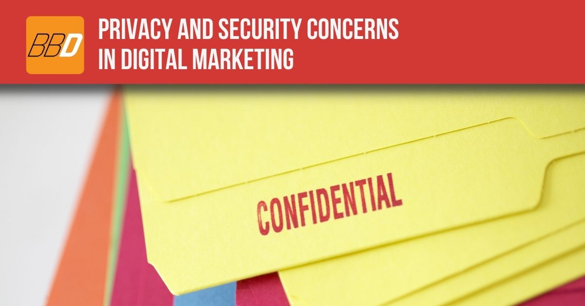 Digital Marketing and Privacy - Are you losing control over your data?